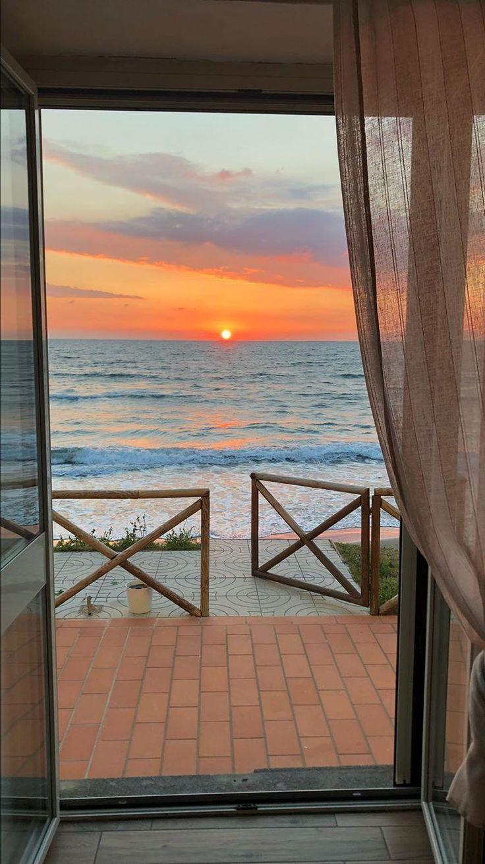 Sie könnten zum selben Strand gehen wie alle anderen, oder Sie könnten #scenery