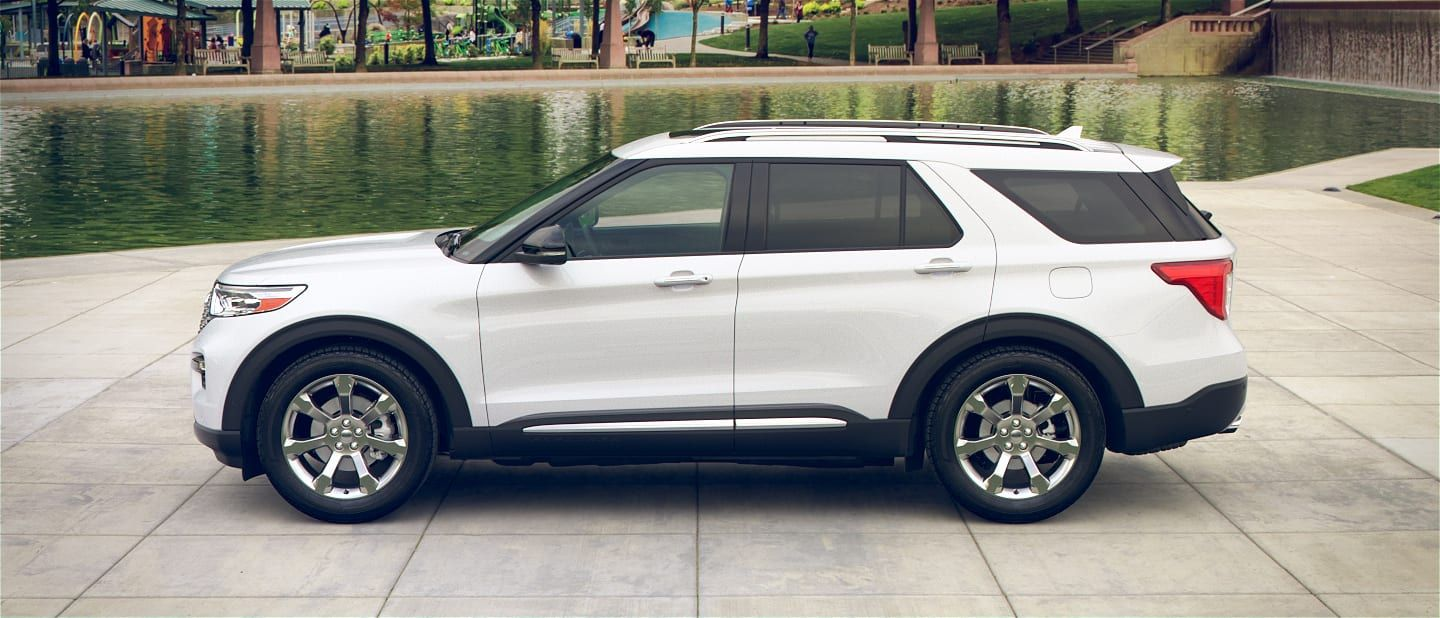 2020 Ford Explorer Suv New And Improved Best Selling Suv Ford