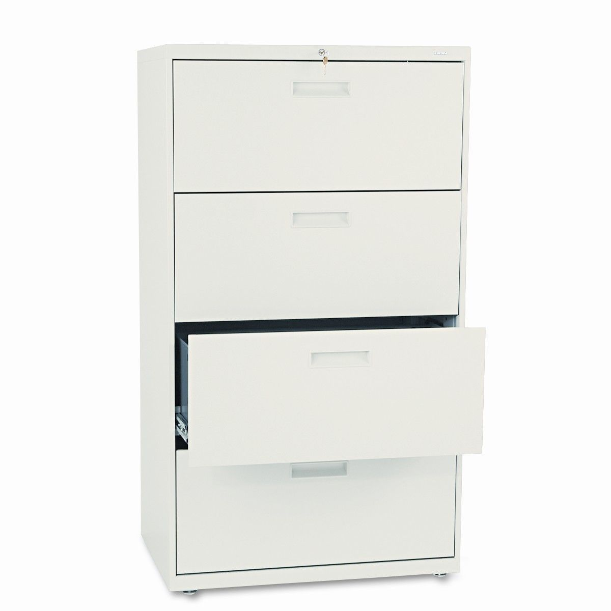 "500 Series 30""W 4-Drawer Lateral File"