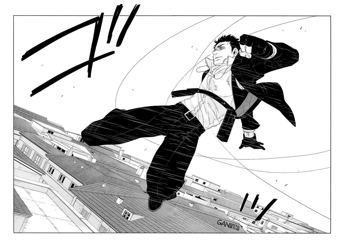 Gangsta. 36 - Read Gangsta. vol.7 ch.36 Online For Free - Stream 1 Edition 1 Page All - MangaPark