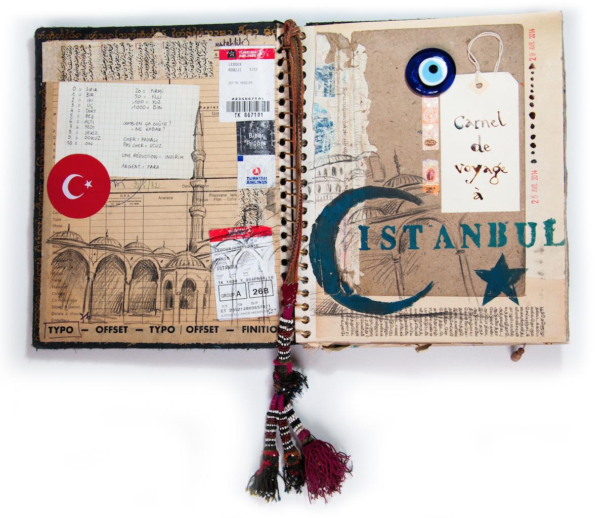 st phanie ledoux carnets de voyage carnet de voyage. Black Bedroom Furniture Sets. Home Design Ideas