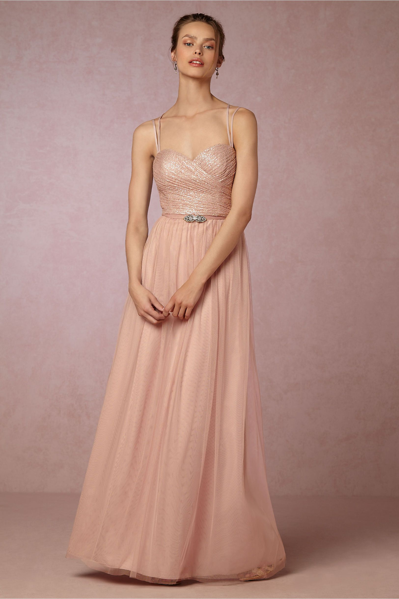 Glitzy and glamorous bridesmaid dress sparkling this dress a glitzy and glamorous bridesmaid dress sparkling this dress a sequin studded structured bodice ombrellifo Image collections
