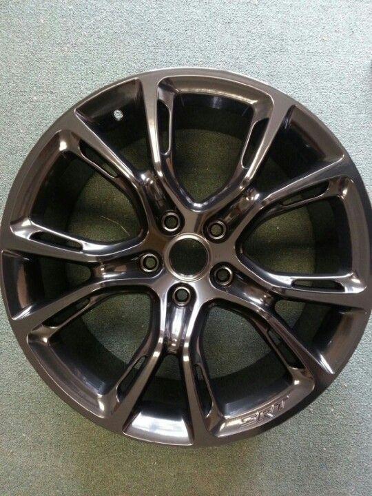 Powder Coated Custom Wheels   Custom wheels, Chrome powder
