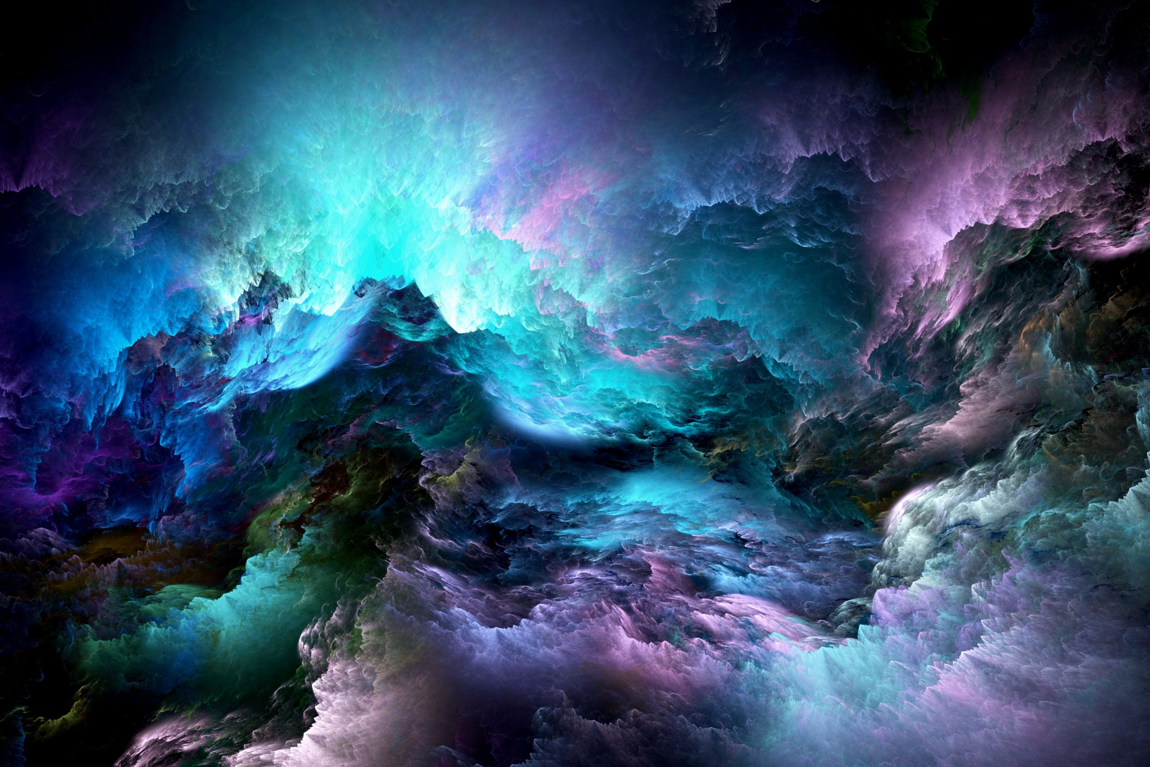3840x2560 abstract clouds 4k background wallpaper hd