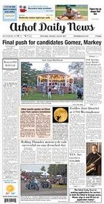 The Athol Daily News, our local newspaper | Our Town | Daily