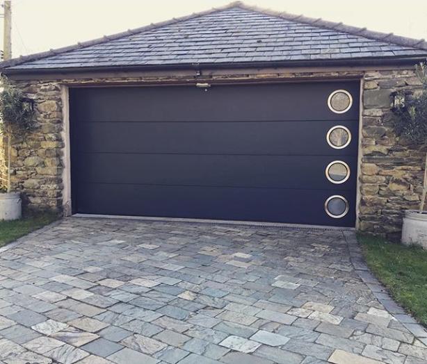SeceuroGlide Garage Door Installed By Duratec