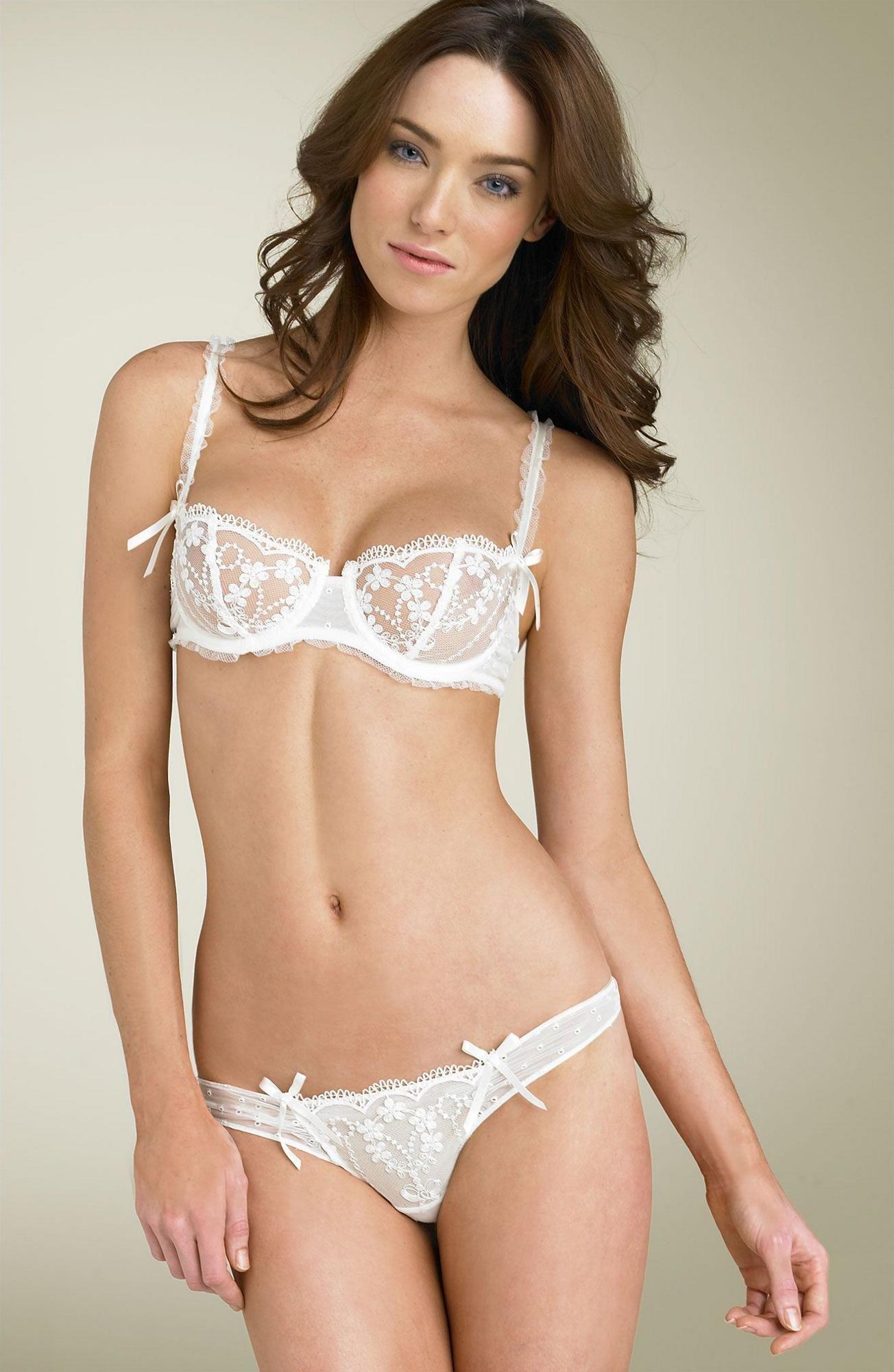 e92bda31c5 Cassi Colvin of Big Brother Season 13 models sexy lingerie
