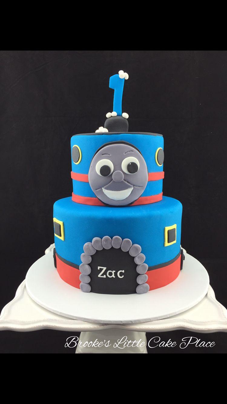 Thomas The Tank Engine Cake Cakes Pinterest Engine Cake And