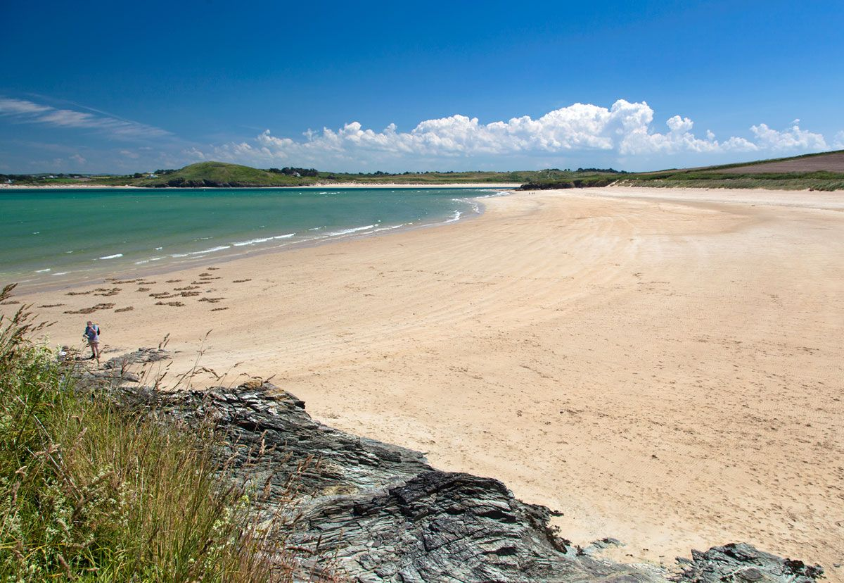 Photo of Harbour Cove beach - Padstow, Cornwall -