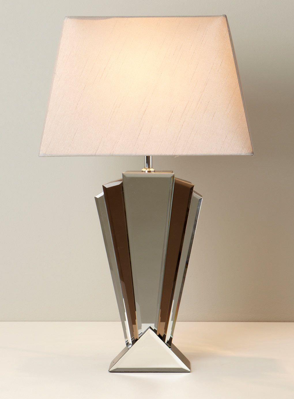Mirror Deco Table Lamp   Table Lamps   Home, Lighting U0026 Furniture
