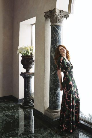 Introducing Oscar winner Julianne Moore as BAZAAR's April cover star. See the full fashion shoot here: