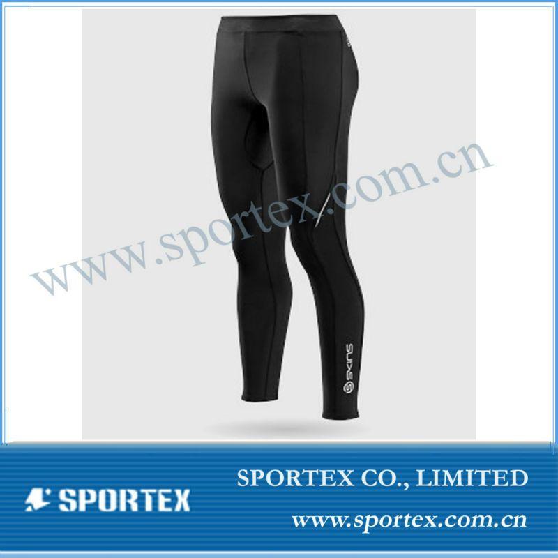 compression gym pant / high quality compression short for men / compression pant $3~$4.50