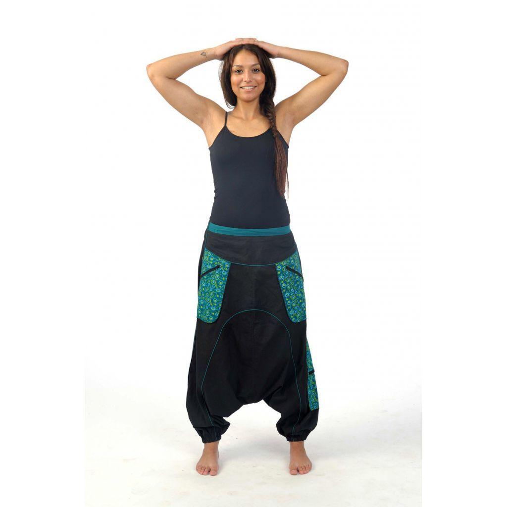 Sarouel homme femme etnique Aakash - FantaZia-Shop  670b417e1c1