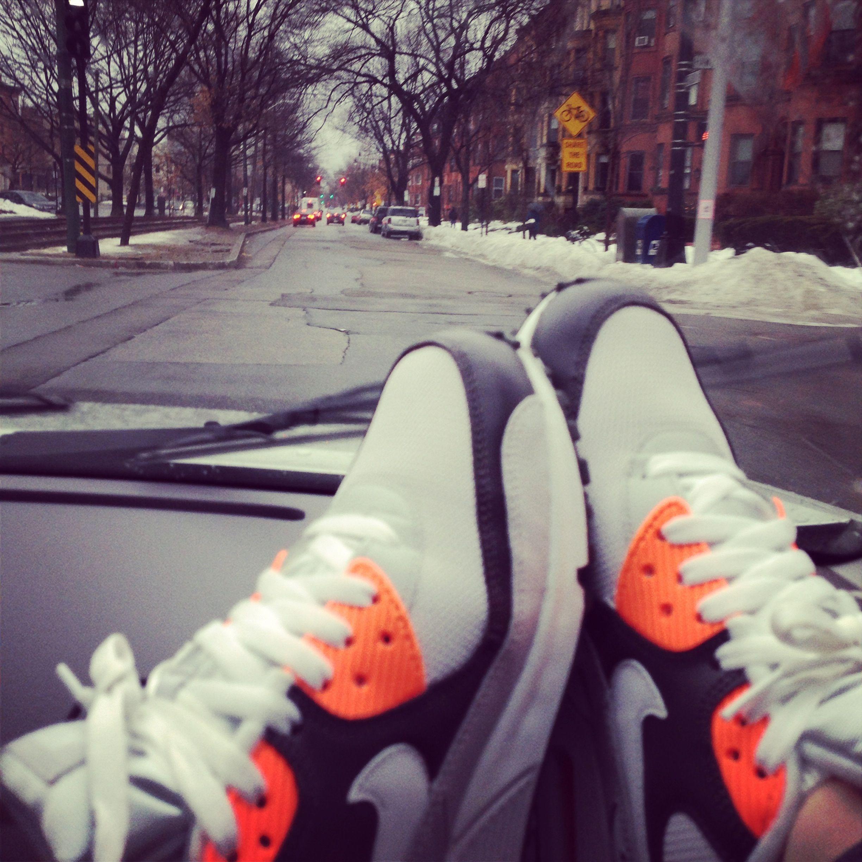 Nike Air Max 90's :)