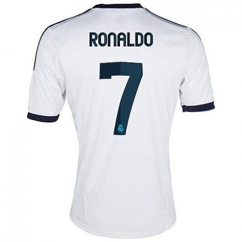 Cristiano Ronaldo del Real Madrid 2012 13 Camiseta fútbol Niño  871  -  €16.87   Camisetas de futbol baratas online! 9245a94b36d61