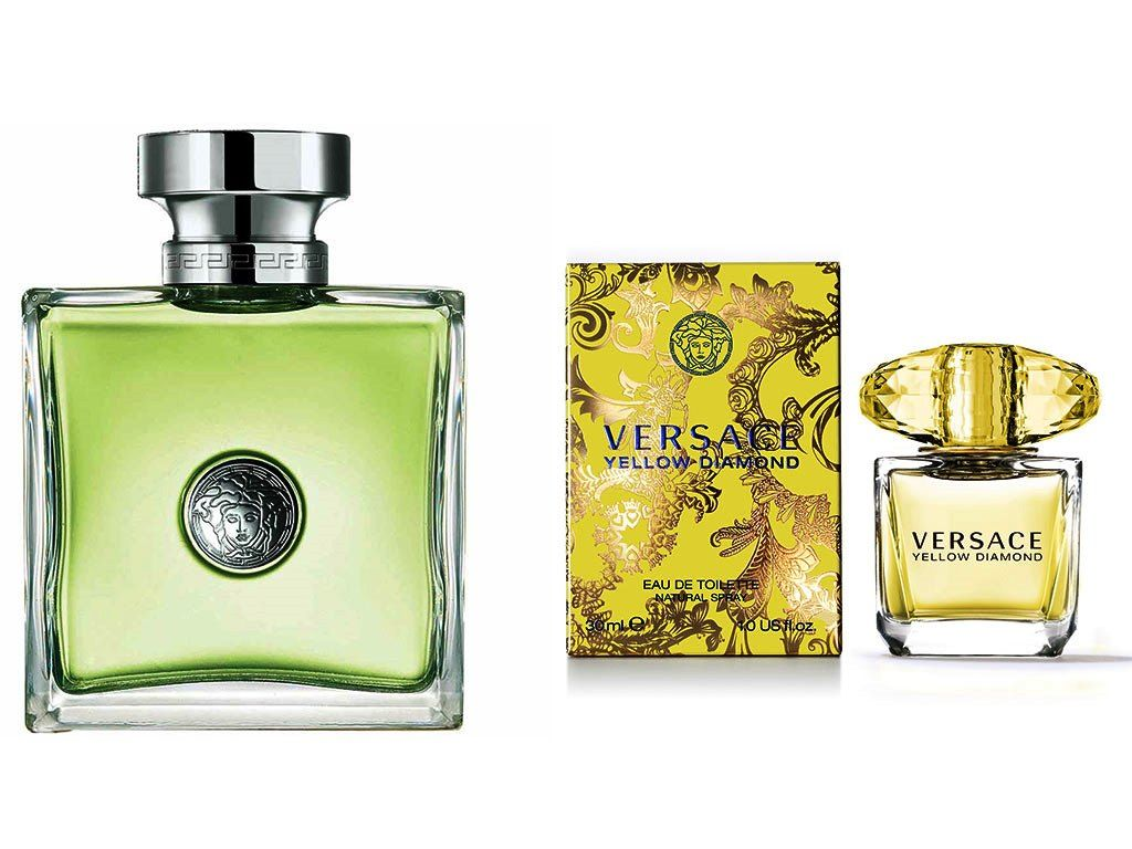 versace perfume green 2013 collection versace