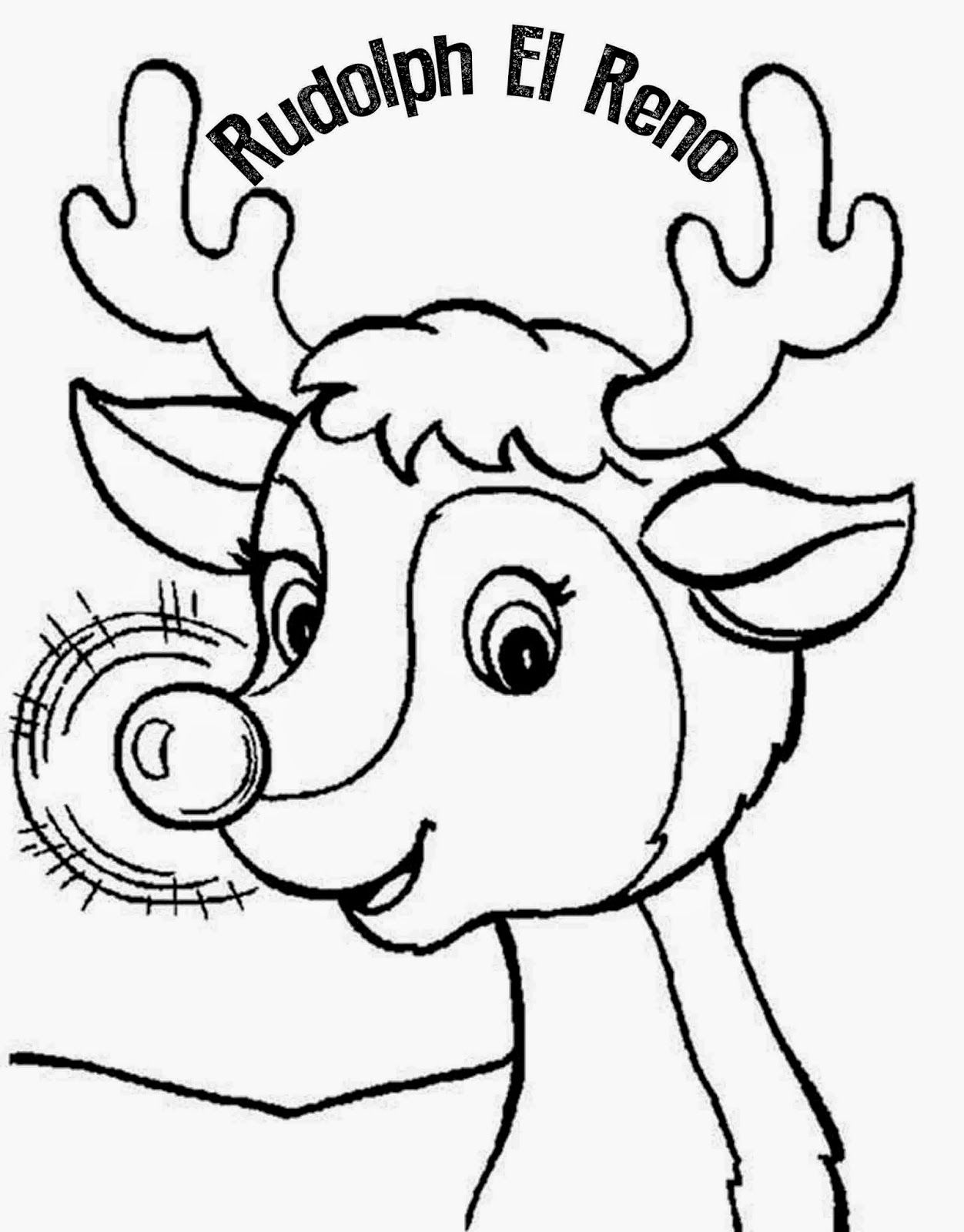 Infantil Mercedarias: Rudolph El Reno   juegos_infantil_primaria ...