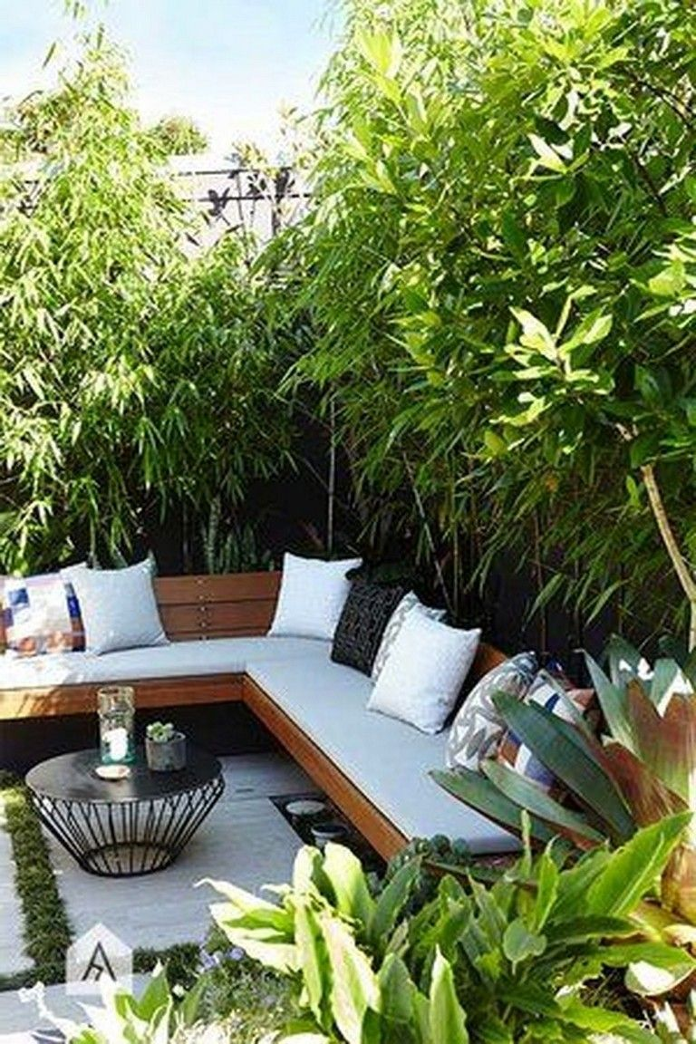 33+ Beauty Small Backyard Landscaping Ideas #gardenlandscaping