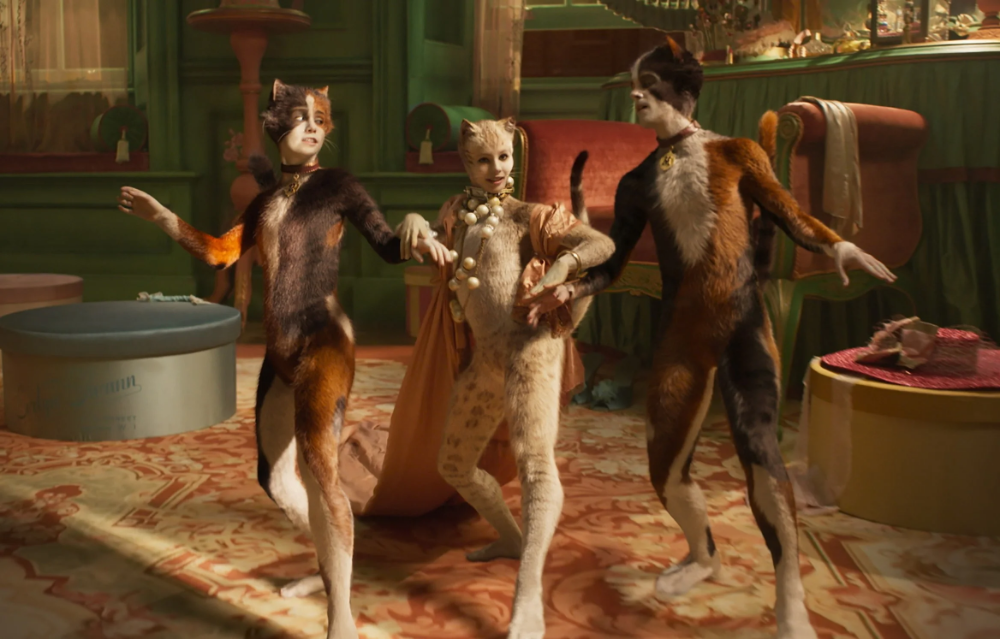 Cats Review A Tragical Mess Of Mistoffelees Cat Movie Cats