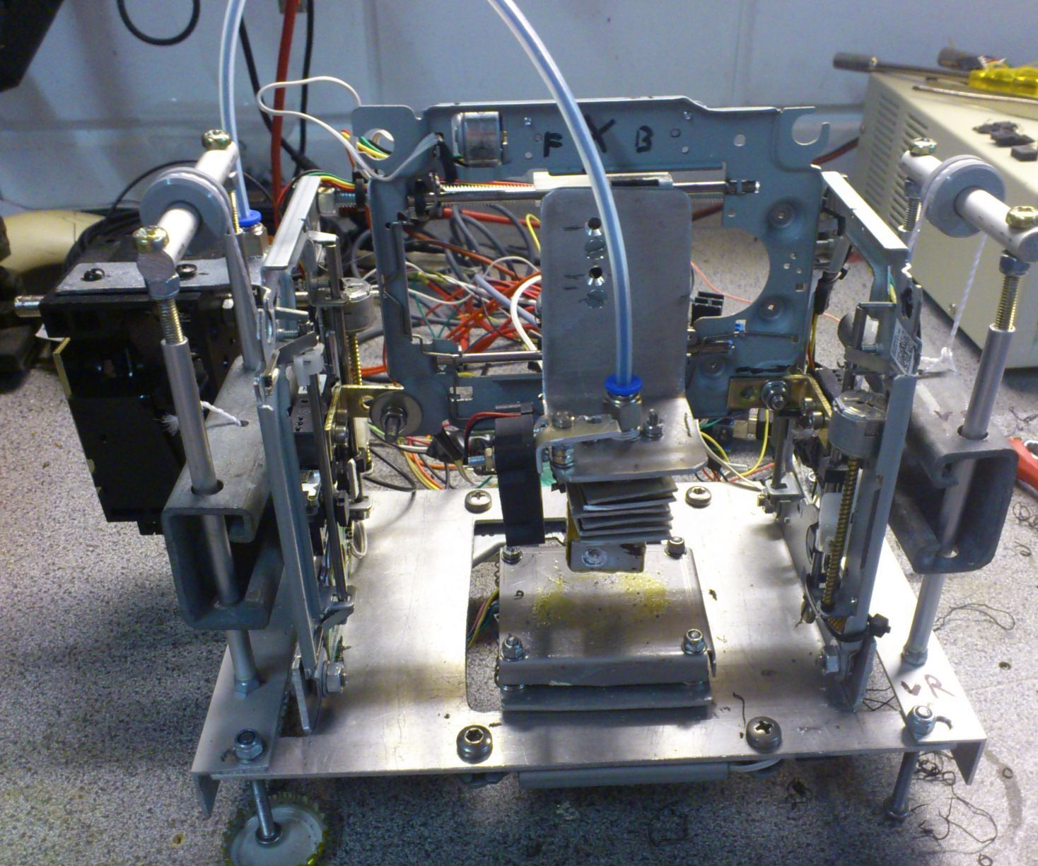 Poor Man's 3D Printer Build a 3d printer, Printer, 3d