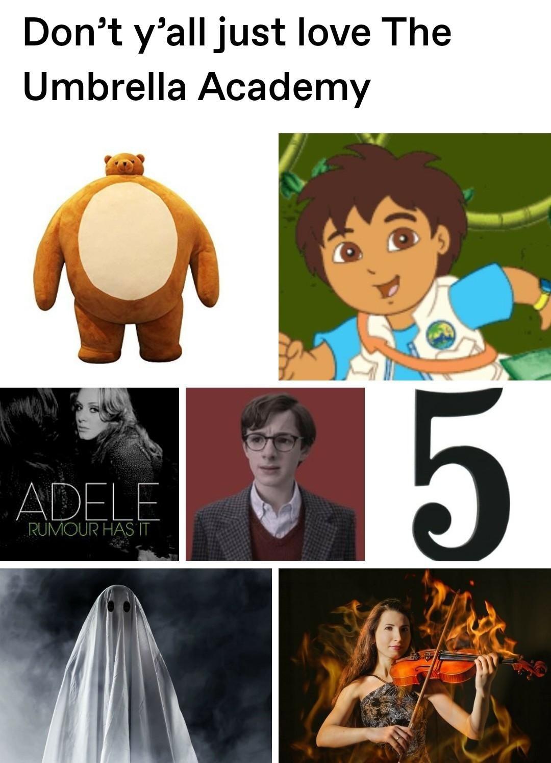 The Umbrella Academy Memes Google Search Funny Umbrella Umbrella Academy