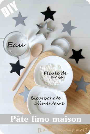 diy p te fimo maison pour d cos de noel la vie. Black Bedroom Furniture Sets. Home Design Ideas
