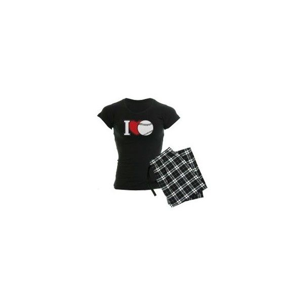 a450aa0f4bd9 I think my daughter NEEDS these! Softball Pajamas
