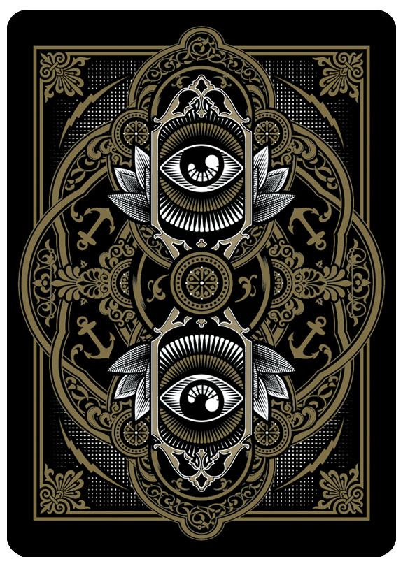Card Radar Joshua M Smith\u0027s Playing Card Back Designs Gstar art