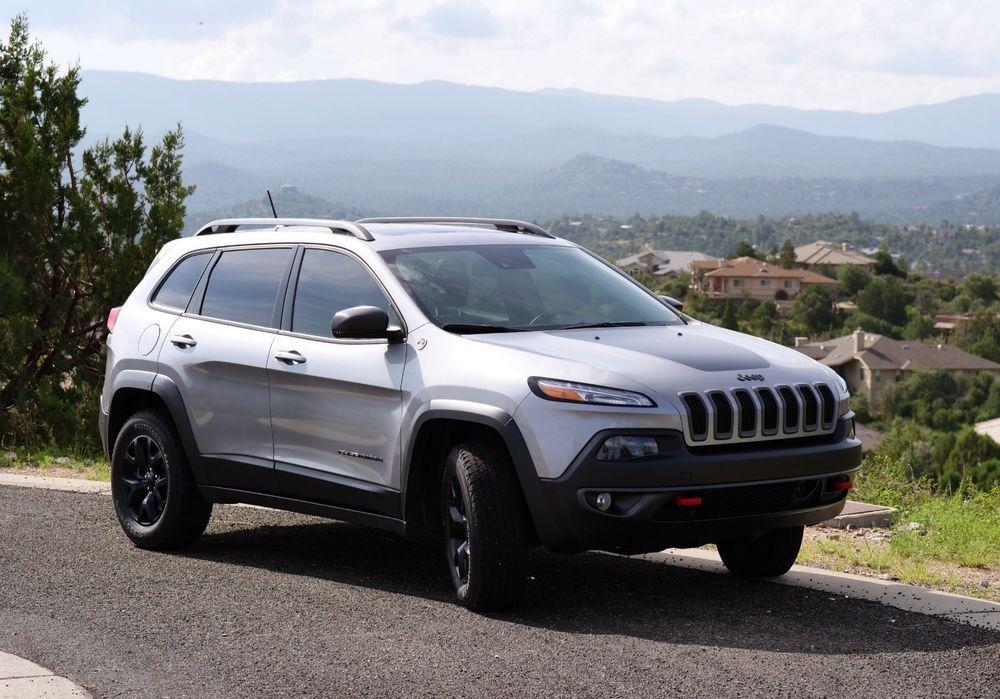 eBay 2015 Jeep Cherokee Trailhawk 2015 Jeep Cherokee