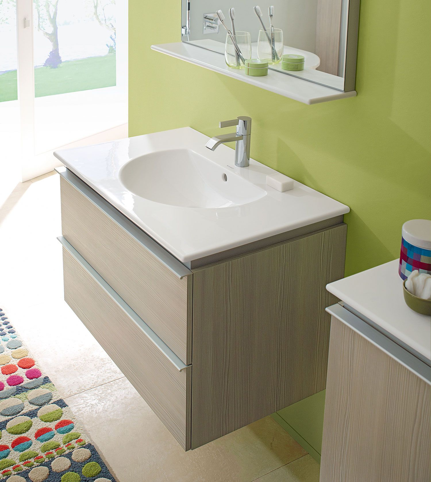 Duravit Darling New Furniture Basin 830mm