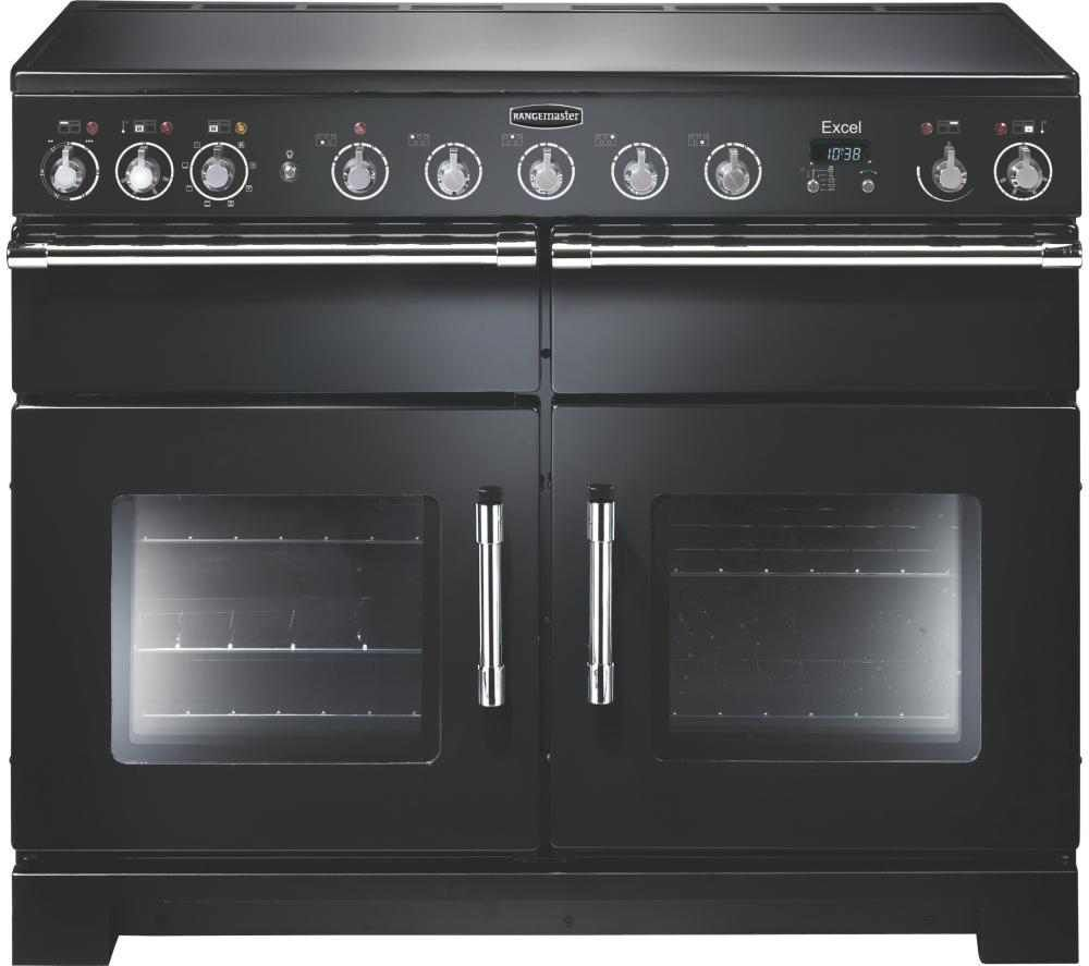 Rangemaster Range Cookers Excel 110 Electric Kitchen Range Range Cooker Electric Range Cookers Electric Range