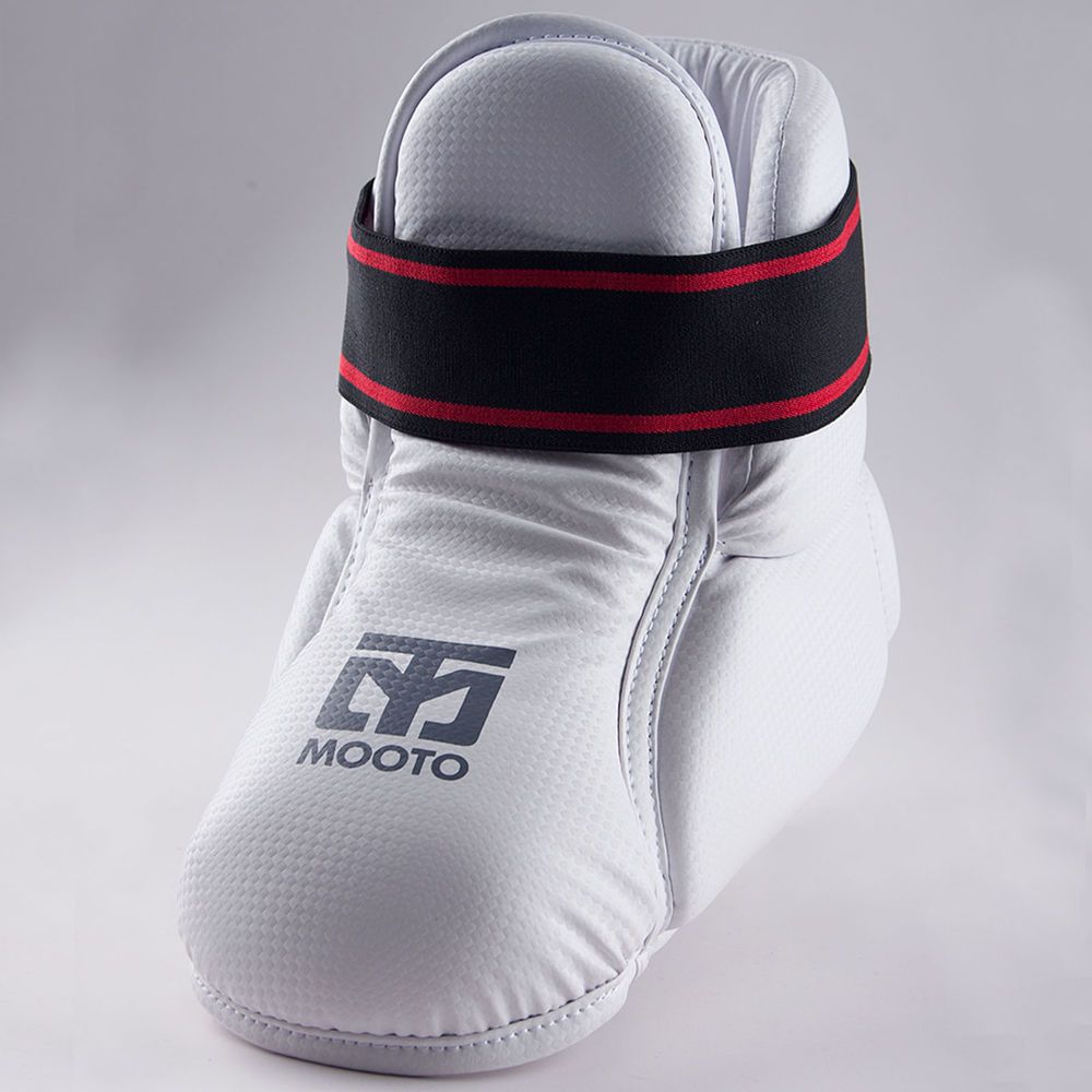 Mooto ITF Foot Protector Kick Training Guards Pads TKD Taekwondo HKD Karate MMA