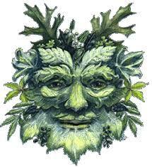 old green man - Google zoeken