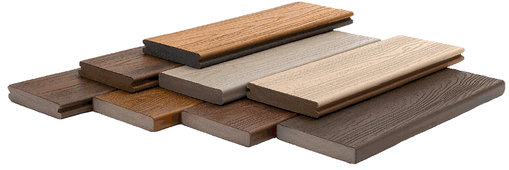 Recycled Plastic Decking Synthetic Plastic Wood Boards Trex