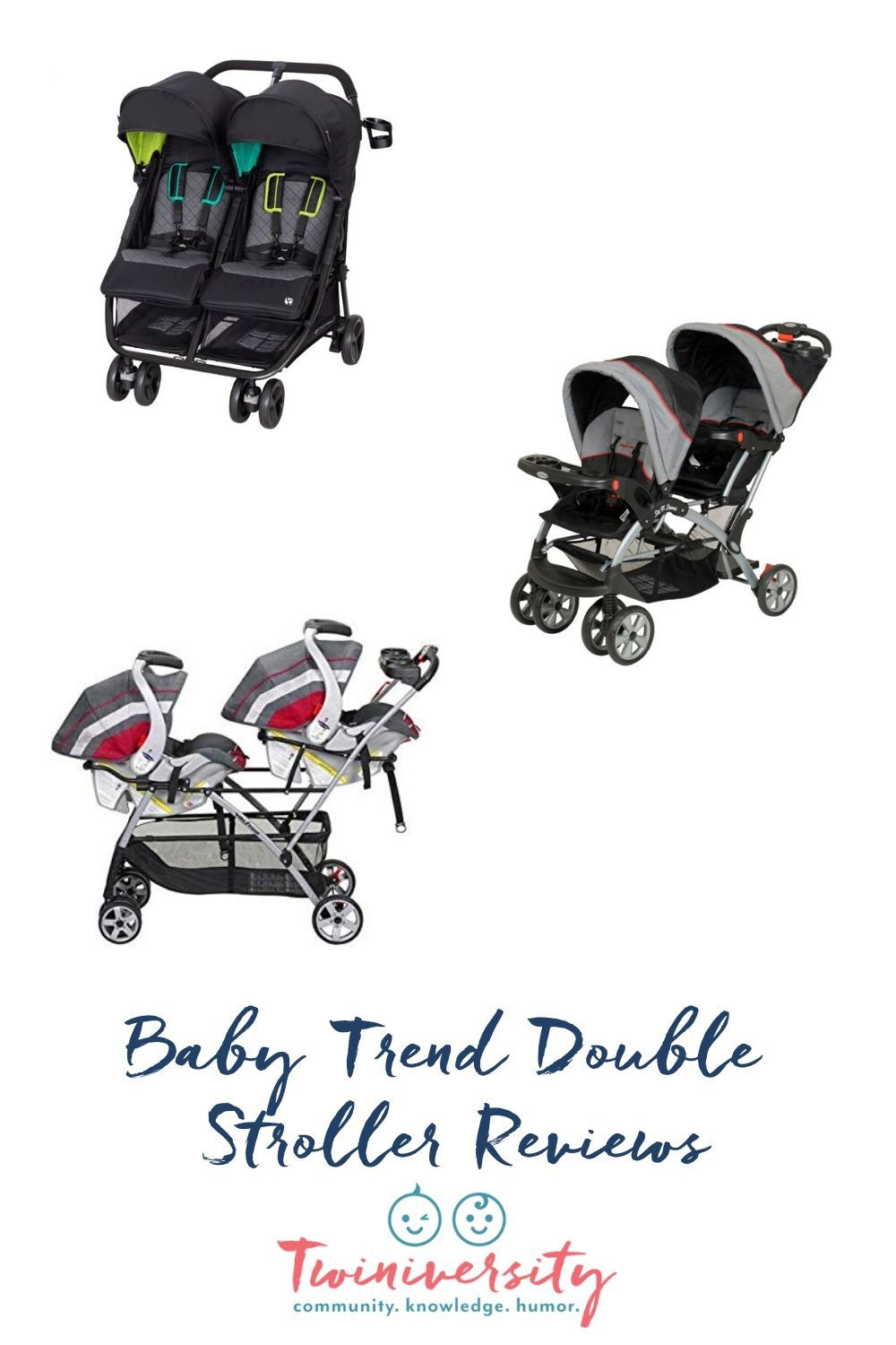 Baby Trend Snap and Go Double Review Twiniversity 1