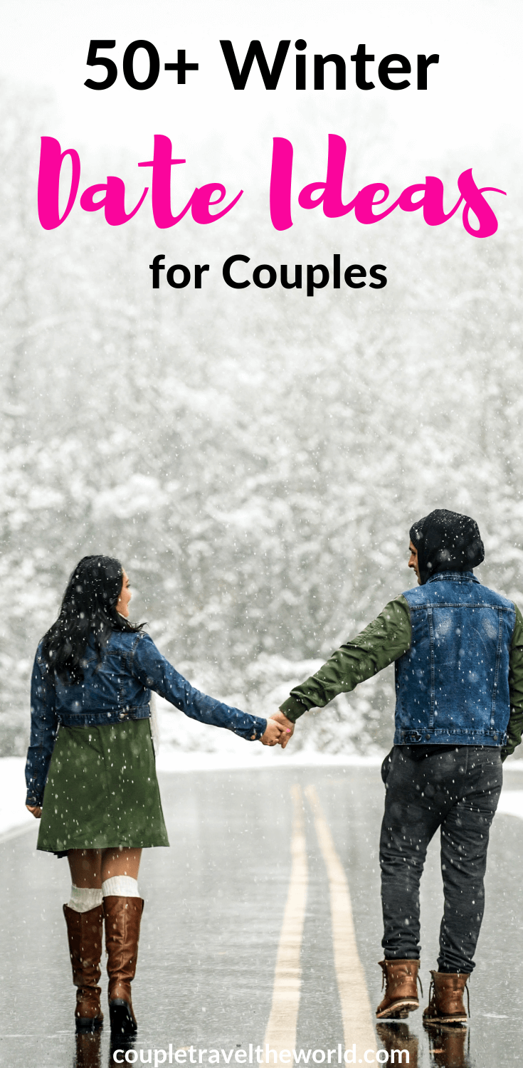 Good first date ideas during winter