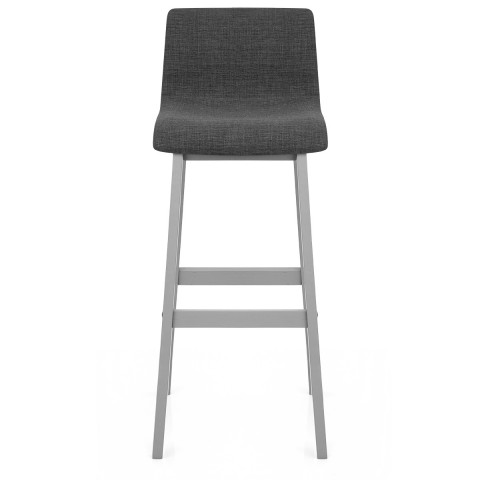 Remarkable Coast Bar Stool Charcoal Fabric Design Stools In 2019 Theyellowbook Wood Chair Design Ideas Theyellowbookinfo