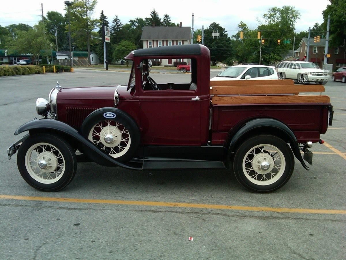 1930 1931 Ford Model A pickup truck