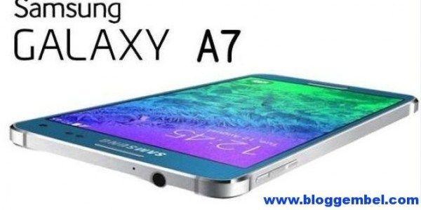 Samsung Secara Resmi Mengeluarkan Galaxy A7 Mengikuti A3 Dan A5 Yang Sudah Dikeluarkan Sebelumnya