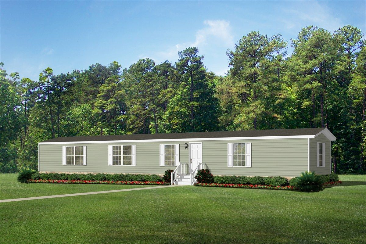 Clayton Homes Of Florence Manufactured Or Modular House Details For The Ginger Home Clayton Homes New Mobile Homes Park Homes