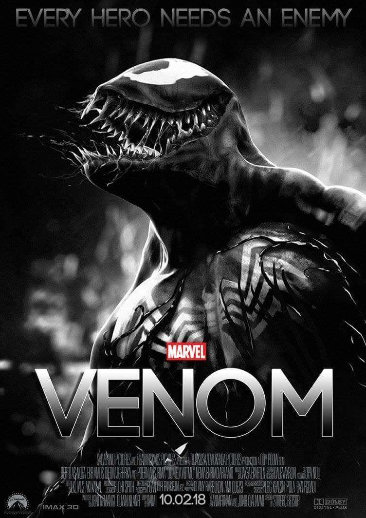 Ver Pelicula Venom (2018) Online Español Latino Gratis