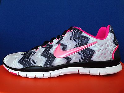 super popular a4895 d0e2a NIKE FREE TR FIT 3 PRINT PINK BLACK AZTEC Tribal Cheetah leopard roshe run  7 8 9