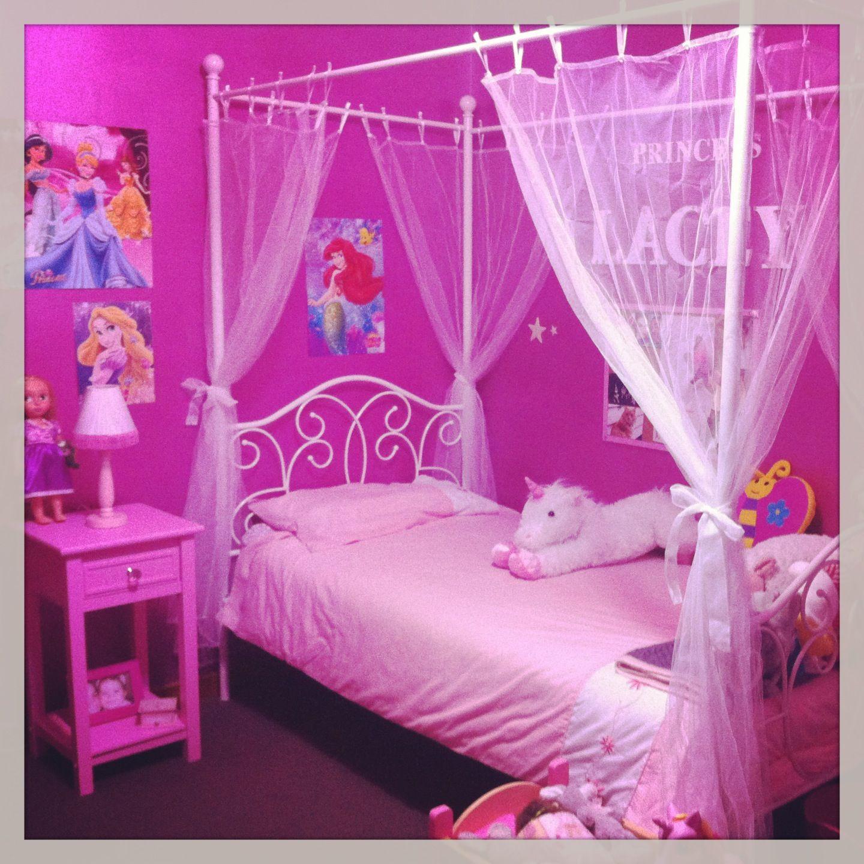 Princess Bedroom Girls Princess Bedroom Disney Room Decor Girl Bedroom Decor