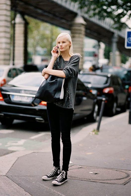 Paris Fashion Week SS 2014....Irene