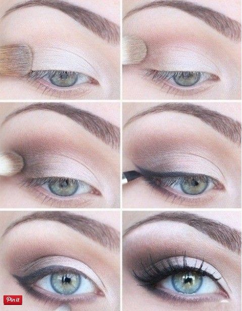 Blue Eyes Or Not These 20 Amazing Makeup Tutorials Will Give Your Eyes A Whole New Look Get All The Makeup From Brands You Love At A Duane Re Perfect Eyeliner