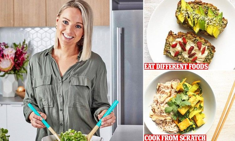 Nutritionist reveals the health tips she lives by at age