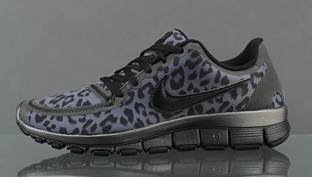 new arrival 1cdfd a60d5 Nike Running looks out for the ladies with this upcoming leopard-dominated  release of the women s Free 5.0 V4.