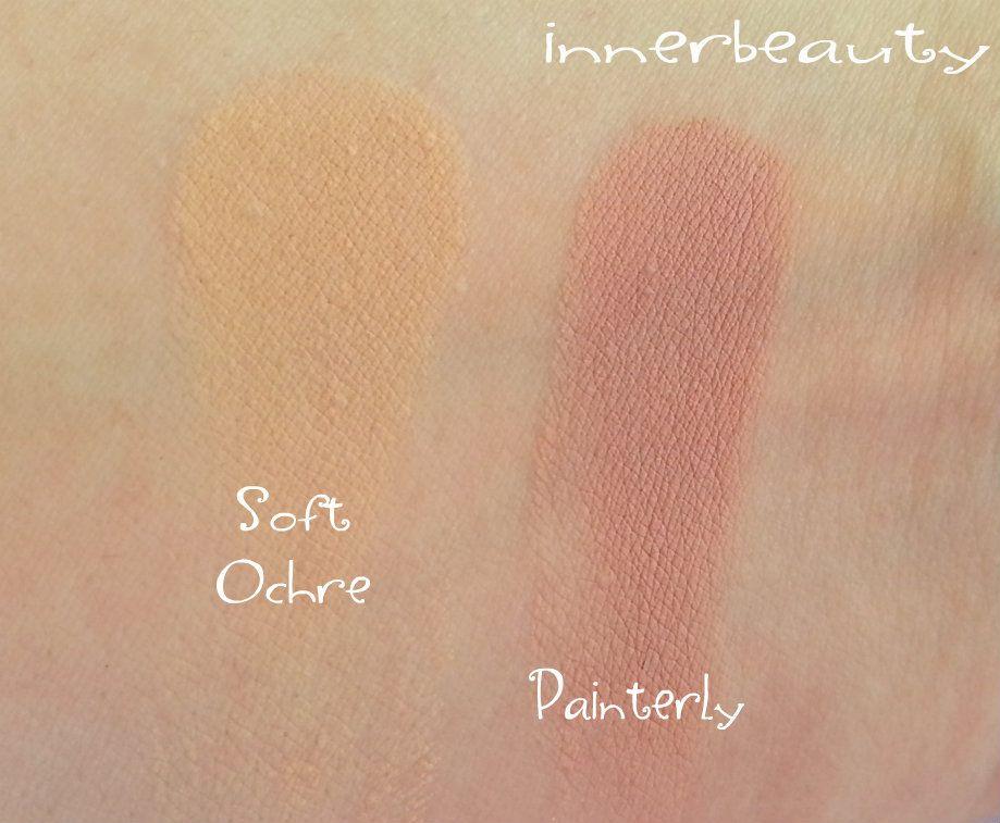Paint Pot Mac Soft Ochre E Painterly Review Innerbeauty