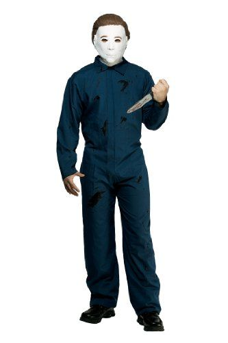 Paper Magic Menu0027s Halloween Adult Michael Myers Costume Blue One size for sale  sc 1 st  Pinterest & Paper Magic Menu0027s Halloween Adult Michael Myers « Clothing Impulse ...