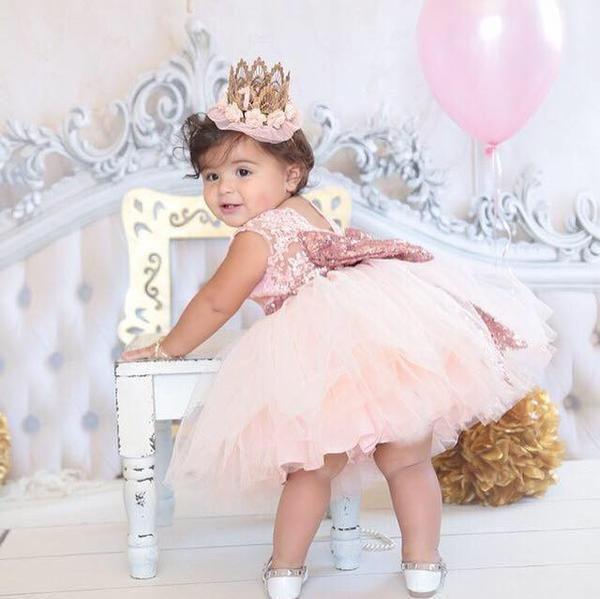 20b1361ab Princess Aisha Dress (Rose Gold) | Aubrey | Gowns for girls ...